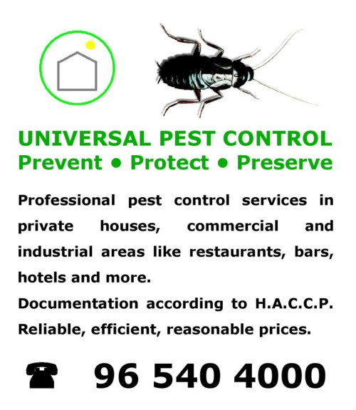 pest control services algarve